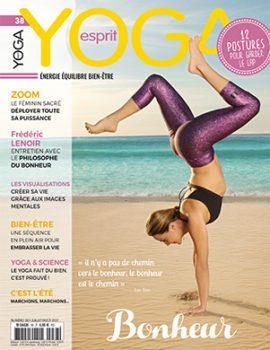 Esprit Yoga magazine sur le domaine du Yoga