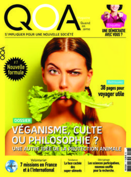 QOA magazine sur le domaine du voyage utile