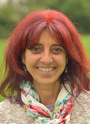 Portrait de Sandrine Rey