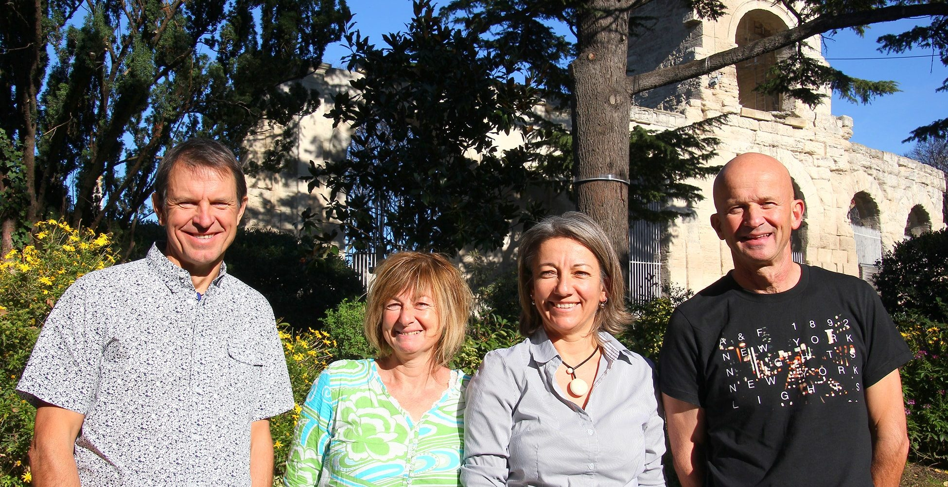 Equipe centre jeune & bien-être Arles