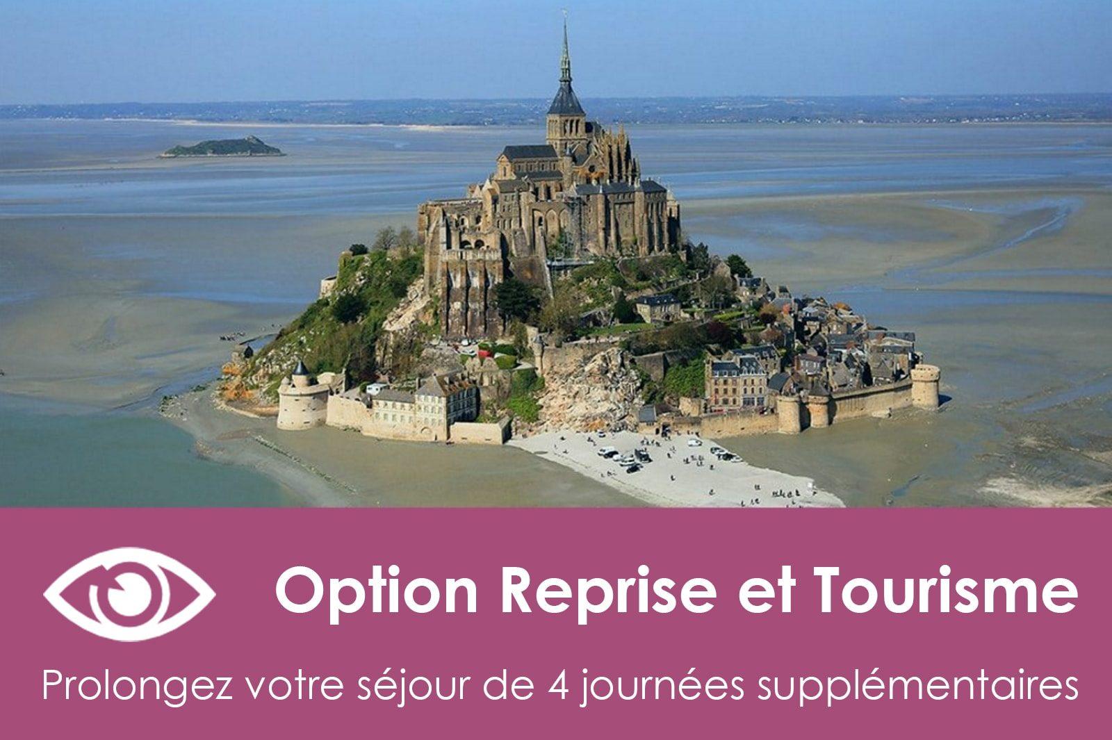 Reprise et tourisme en Saint Malo
