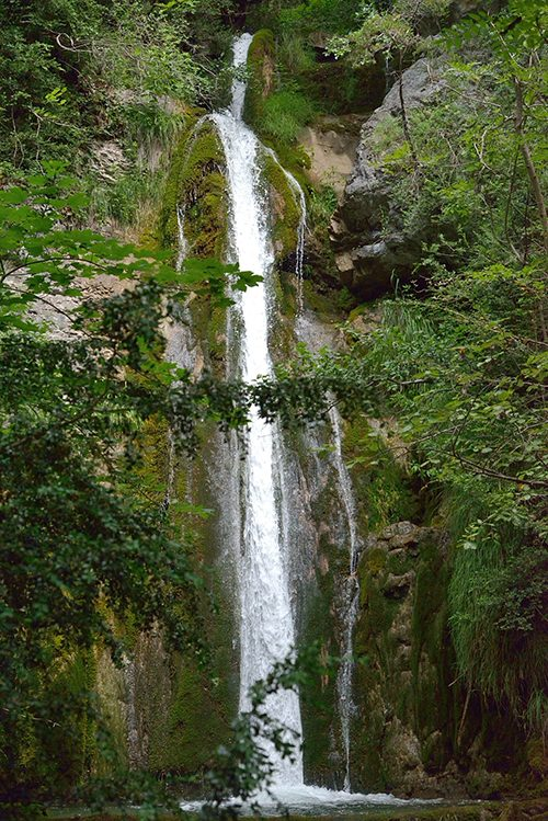 Cascade de Borne