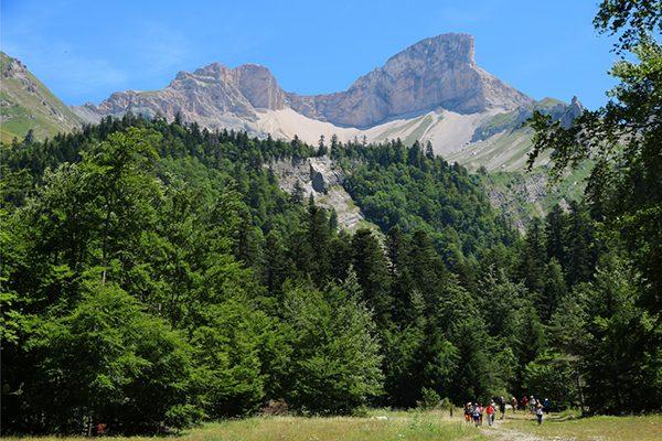 Vallée de la Jarjatte