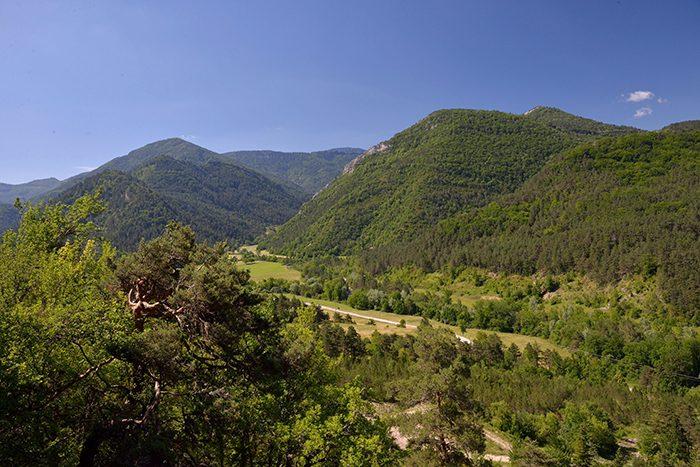 Vallée de Boulc
