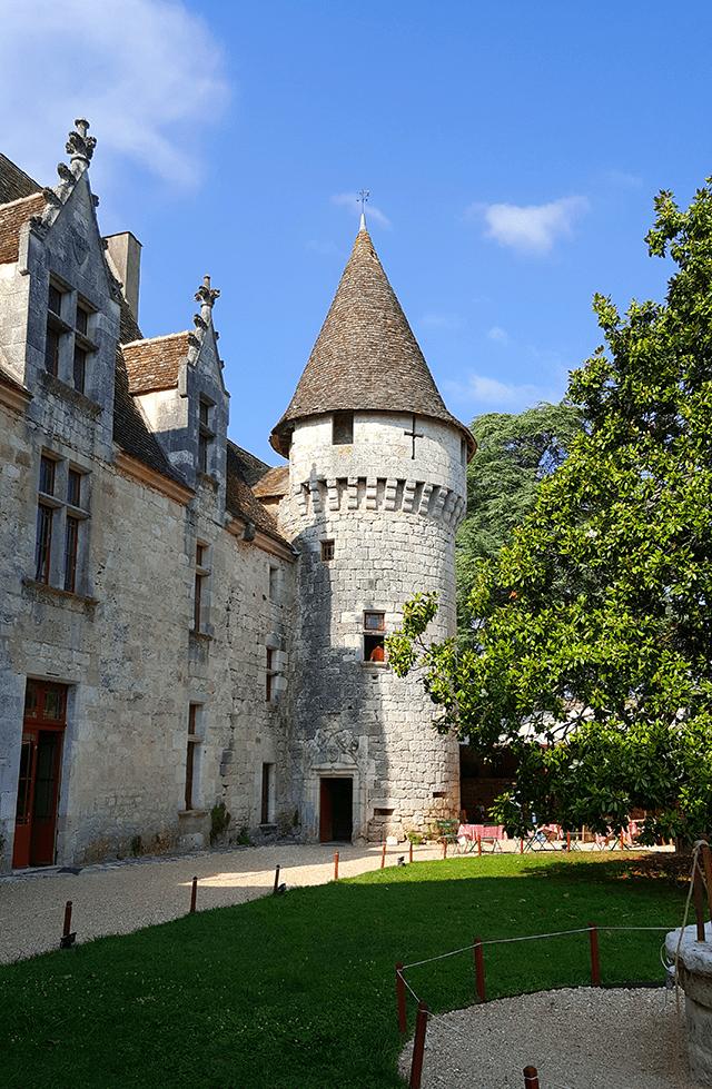 Le chateau Bridoire