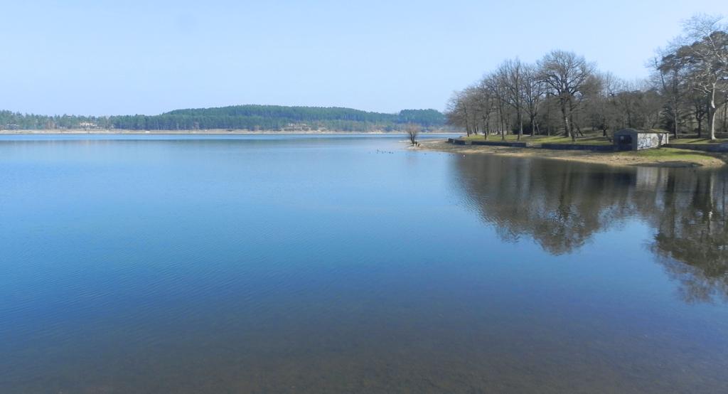 Le Lac Saint Ferreol