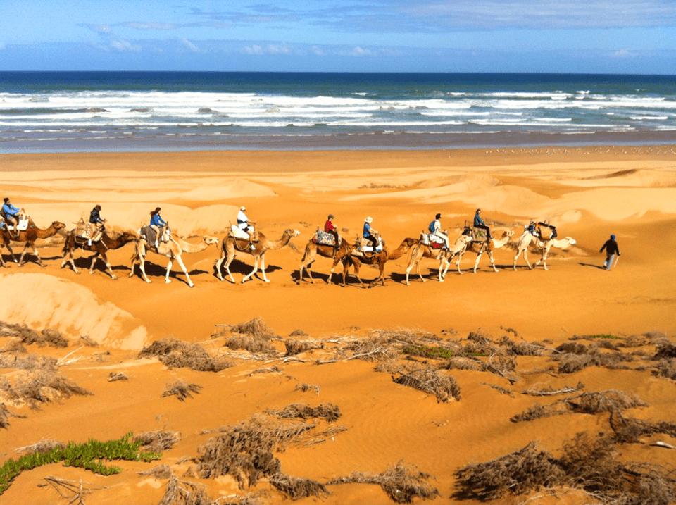 Randonnée d'Essaouira