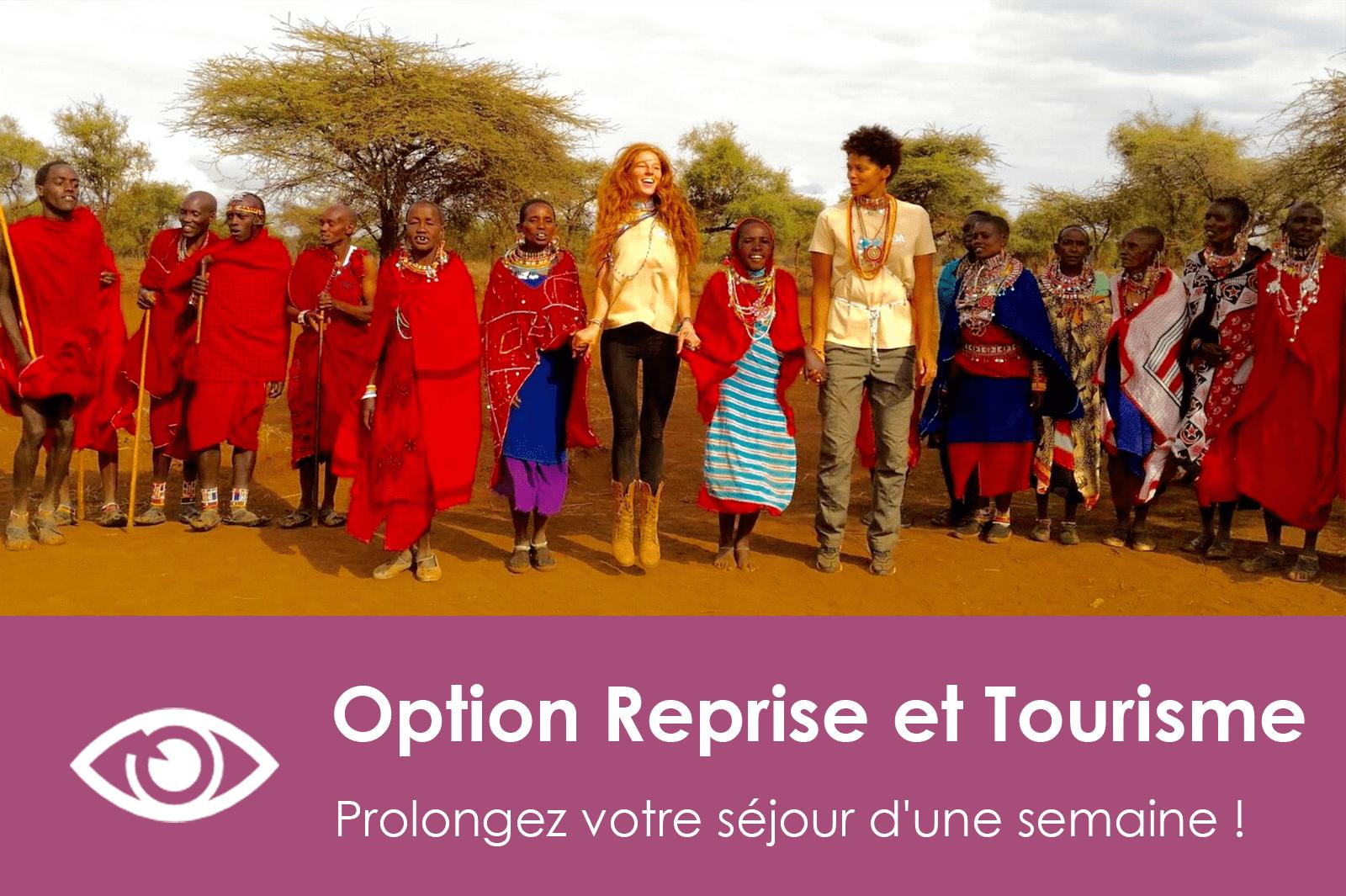 Reprise et tourisme au Kenya