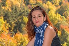 Portrait de Sandrine Charvolin