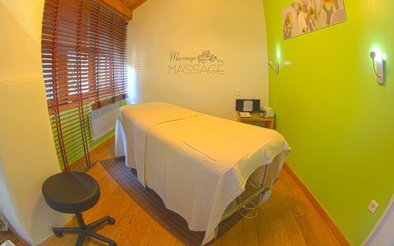 espace massage Centre Jeûne & Bien-être en Pays des Vans