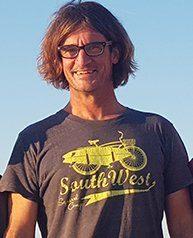 Portrait de Gregory Brettes