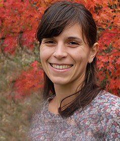 Portrait de Camille Arbouche