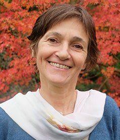 Portrait de Marie-Claude Gasc